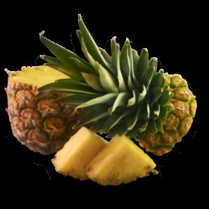 Ananas bio - La pièce