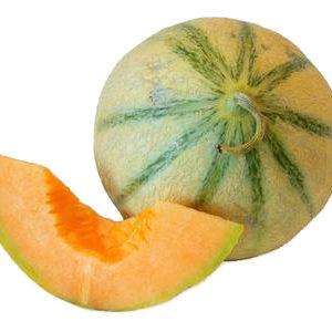 Melon charentais – La pièce 1