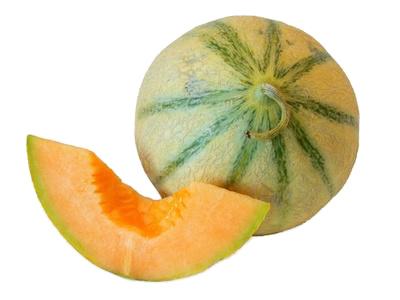 Melon charentais bio - La pièce