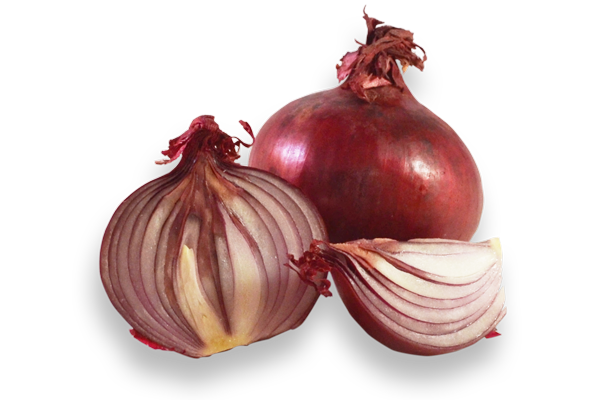 Oignon rouge bio - 500g